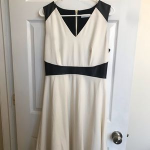 Sleeveless Calvin Klein Dress